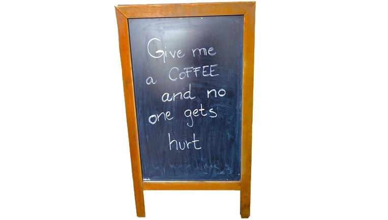 Kaffeewerbung, Kaffeesprüche
