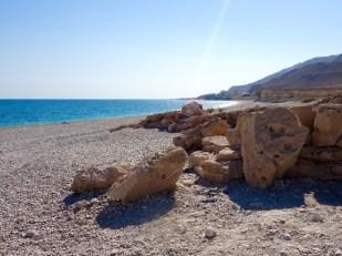 Oman, Strand nahe der Stadt Sur