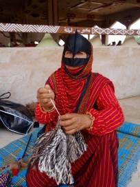 Beduinin, Wahiba Wüste, Oman