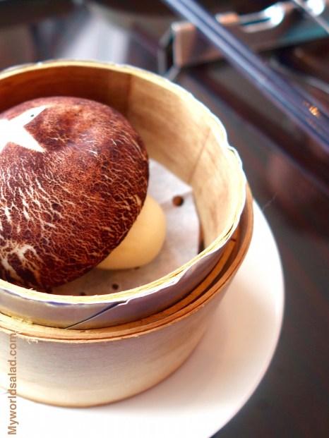Restaurant Yen, Taipeh süßer Bun
