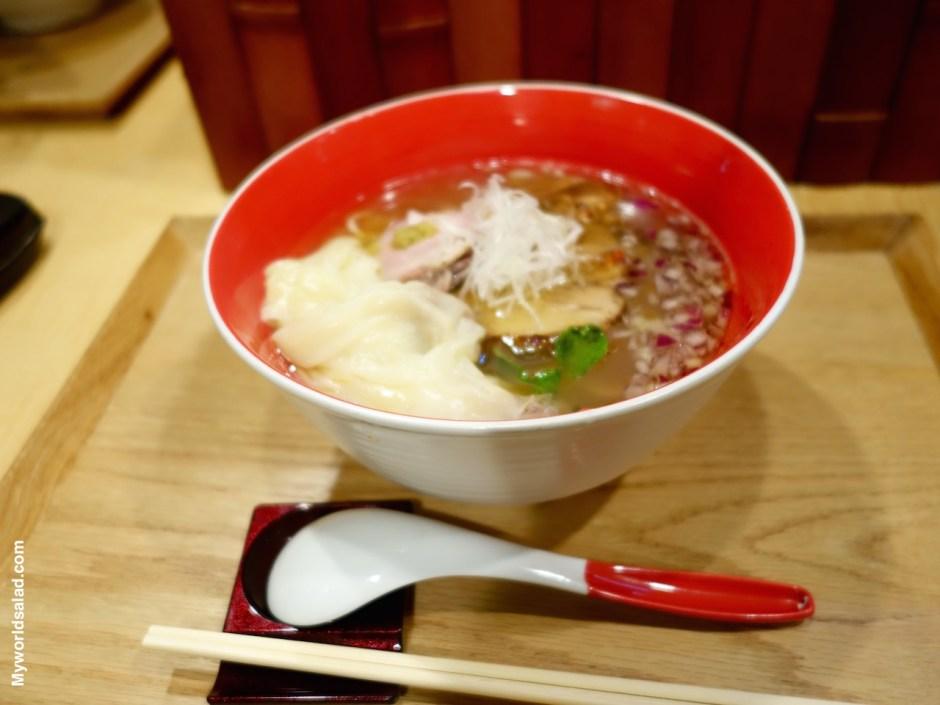 Ramenlokal, Tokio, Michelin-Stern, Tsuta