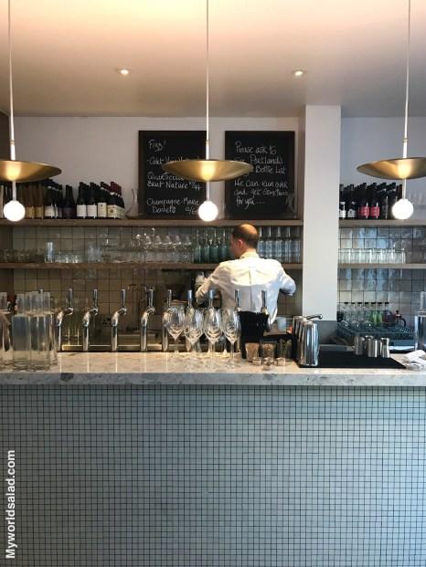 Restaurant Clipstone London Fitzrovia