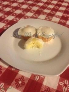 Pineapple cupcakes with Coconut icing aka Pina Colada Cupcakes