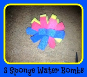 Water-bomb