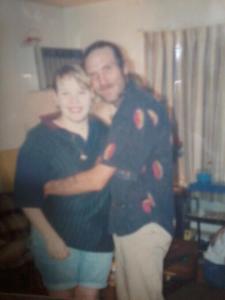 My dad Rick