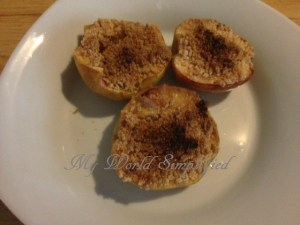 Baked Dutch Apples
