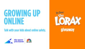 The Lorax Giveaway