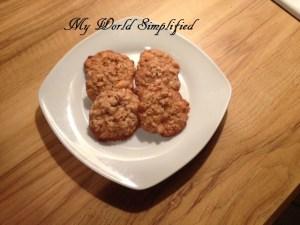 oatmeal scotchy cookies