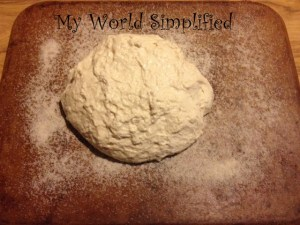 mill city bread dough