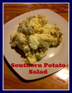 EASY Southern Potato Salad