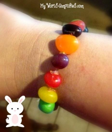edible bracelet