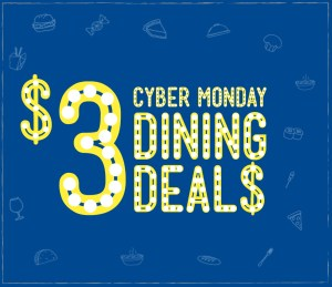 Cyber Monday deal Restaurant.com