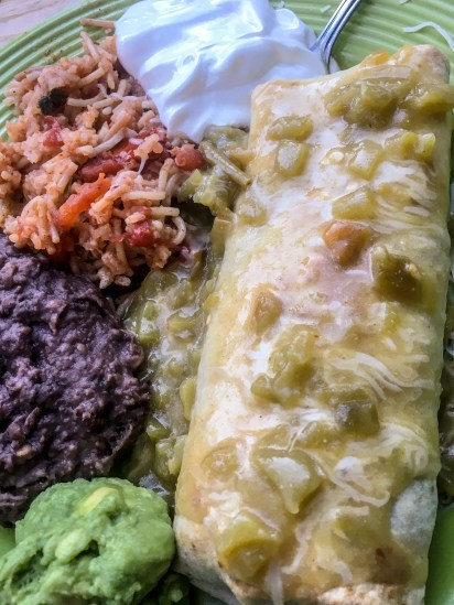 Crockpot Beef Chimichanga Filling Recipe