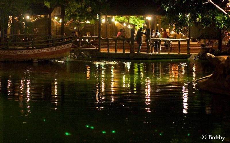 At Night - Chokhi Dhani