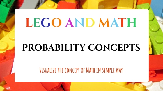 learn math concept using lego - probability concepts