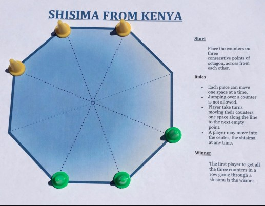 Another version of 3 in a row game - Shisima