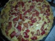 rhubarb sour cream pie 003