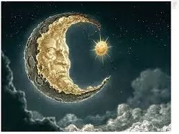 WHY THE SUN AND THE MOON LIVE IN THE SKY 1