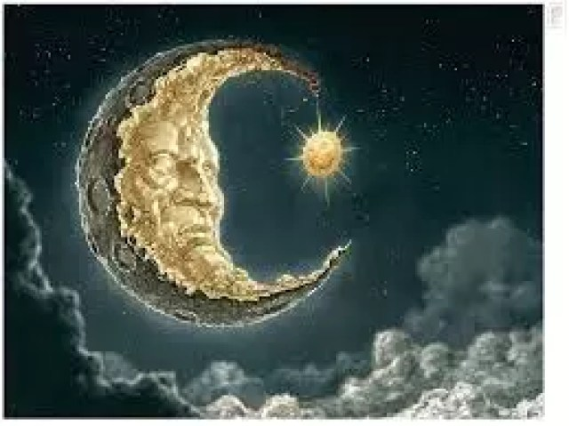WHY THE SUN AND THE MOON LIVE IN THE SKY 2