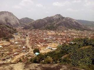 Idanre Hill- Heights of Natural Wonders 1