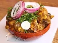 A RECIPE FOR NKWOBI: SPICY COW FOOT 1