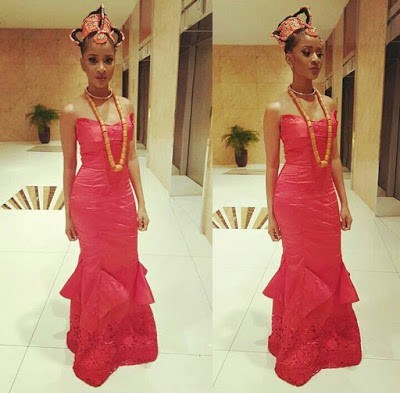 Check Out 10 Stunning Photos Of Adesua Etomi And Don't Be Surprised At The Third 6