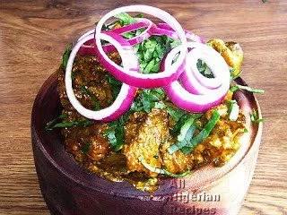 A Recipe For Nigerian Isi Ewu: Spicy Goat Head 1