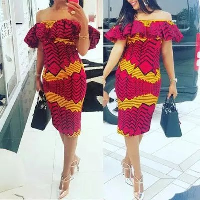ANKARA Not Wasted, Check These Stunning Styles 3