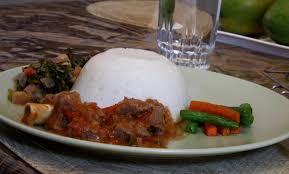 A RECIPE FOR KENYAN UGALI (CORNMEAL PORRIDGE) 1
