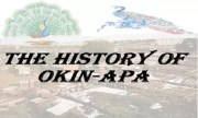 THE HISTORY OF OKIN-APA, OYO STATE