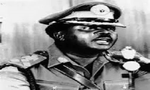 THE ASSASSINATION OF GENERAL MURITALA RAMAT MUHAMMED ON FEBRUARY 13, 1976 1