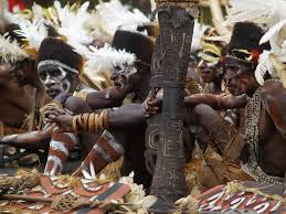 THE INDONESIAN ASMAT: WHERE CANNIBALISM IS HEROIC 10