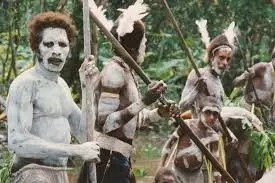 THE INDONESIAN ASMAT: WHERE CANNIBALISM IS HEROIC 13