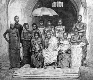 THE FEARLESS AND GALLANT AMAZONS OF DAHOMEY - BY JOHNSON OKUNADE 9
