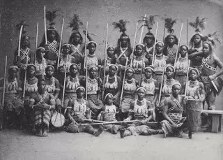 THE FEARLESS AND GALLANT AMAZONS OF DAHOMEY - BY JOHNSON OKUNADE 5