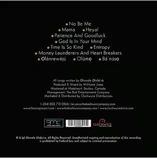 SOUND OF WIZARDRY IN OSO ALBUM - BY OGUNLEYE OLUWAKOREDE 4
