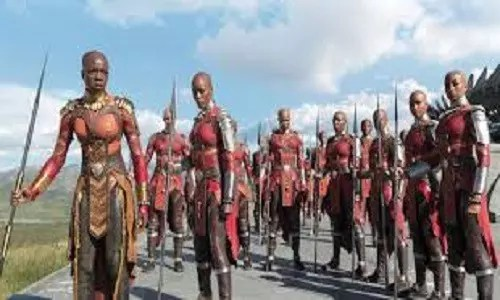THE FEARLESS AND GALLANT AMAZONS OF DAHOMEY - BY JOHNSON OKUNADE 1