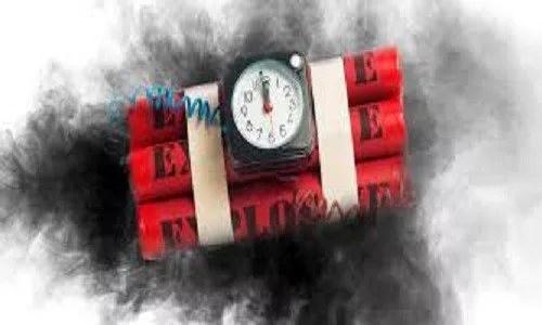 A TIME BOMB - ADERIBIGBE INIOLUWA 1