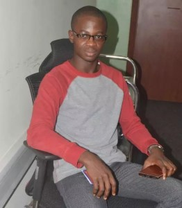 FACE OF THE WEEK - BABATUNDE MICHAEL 7
