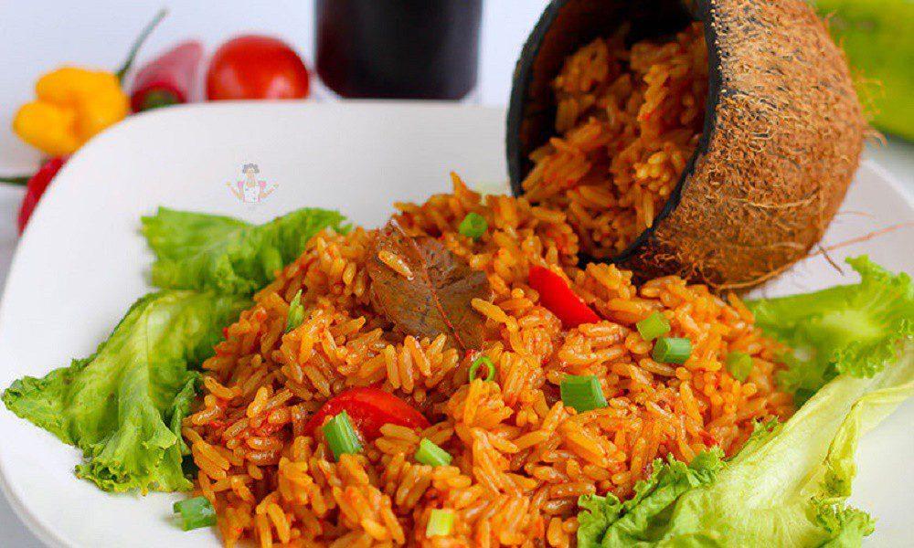 make coconut rice recipe