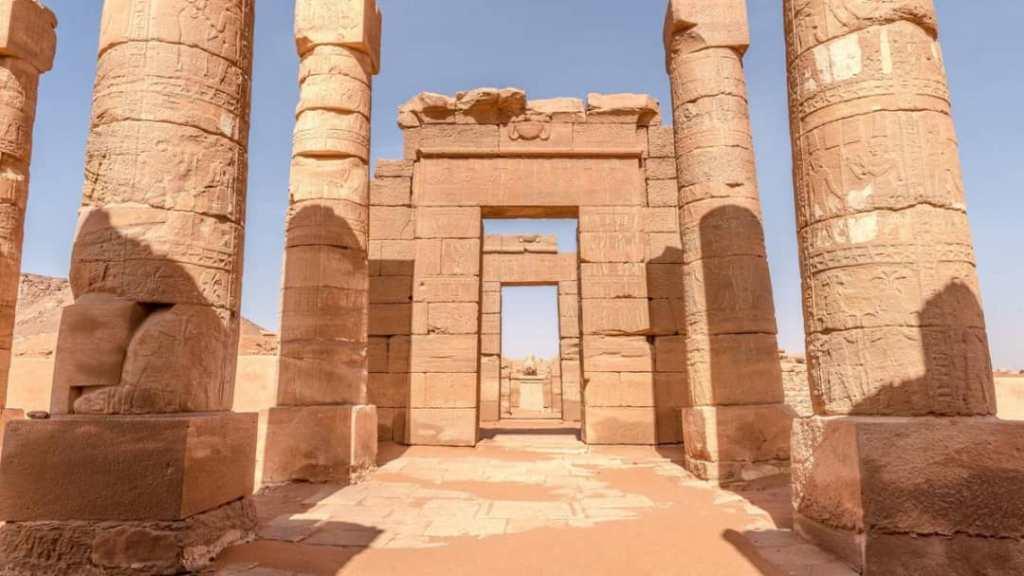 NUBIAN PYRAMIDS OF SUDAN - BY GHOZKY 9