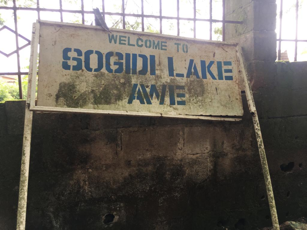 THE MYSTERIOUS AND MYTHICAL SOGIDI LAKE IN AWE, OYO STATE 3