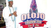 OLOJO FESTIVAL: THE CELEBRATION OF GOD ALMIGHTY, ELEDUMARE