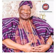 OBA JIMOH OLADUNNI OYEWUMI AJAGUNGBADE III JP, CON, SOUN OF OGBOMOSOLAND: JOURNEY TO THE THRONE