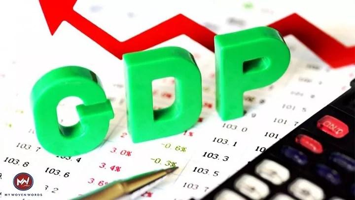 GDP - ANALYSIS OF NIGERIA MACRO-ECONOMIC INDICATORS - BY OLADELE ABIGAIL