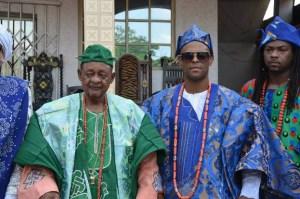 Oloyotunji and the Alaafin of Oyo