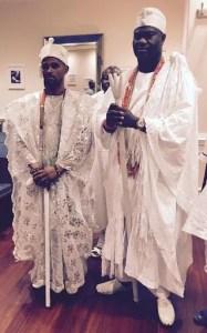Oloyotunji and the Ooni of Ife