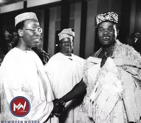 Hubert Ogunde - Obafemi Awolowo