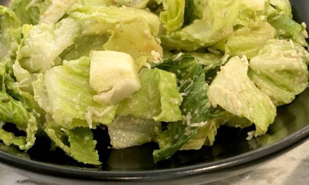 Steve's Caesar Salad