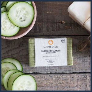 sulinashop_Organic_Cucumber_Bathing_Soap